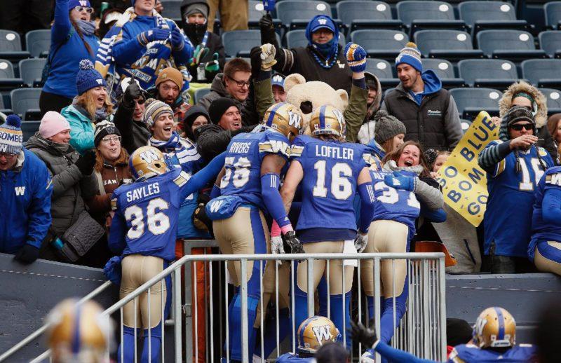 Recap: Winnipeg 31, Saskatchewan 0