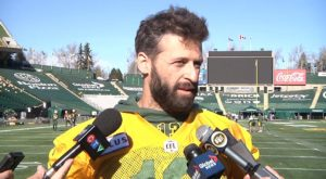 Esks look to build off complete game against REDBLACKS