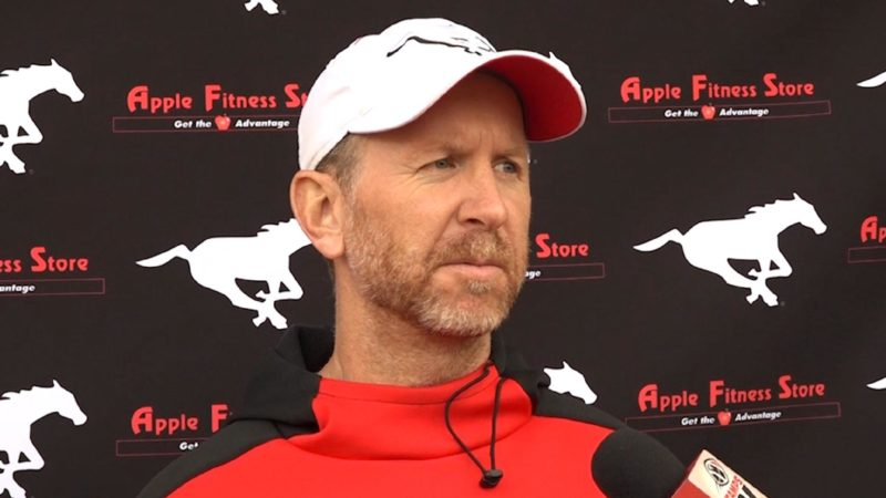 "Dickenson: ""We've got to make sure we get pressure on the Quarterback"""