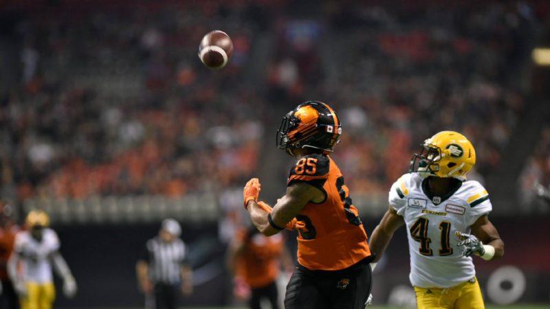 Recap: BC 42, Edmonton 32