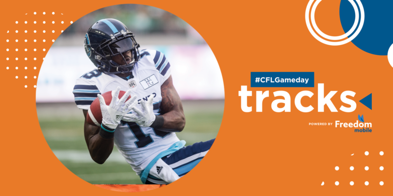 CFL Gameday Tracks powered by Freedom Mobile: S.J. Green