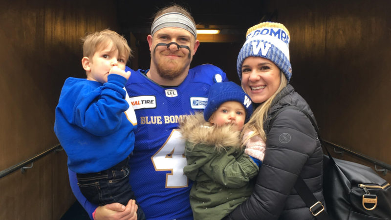Football Family Cflgameday With The Bighills Cfl Ca