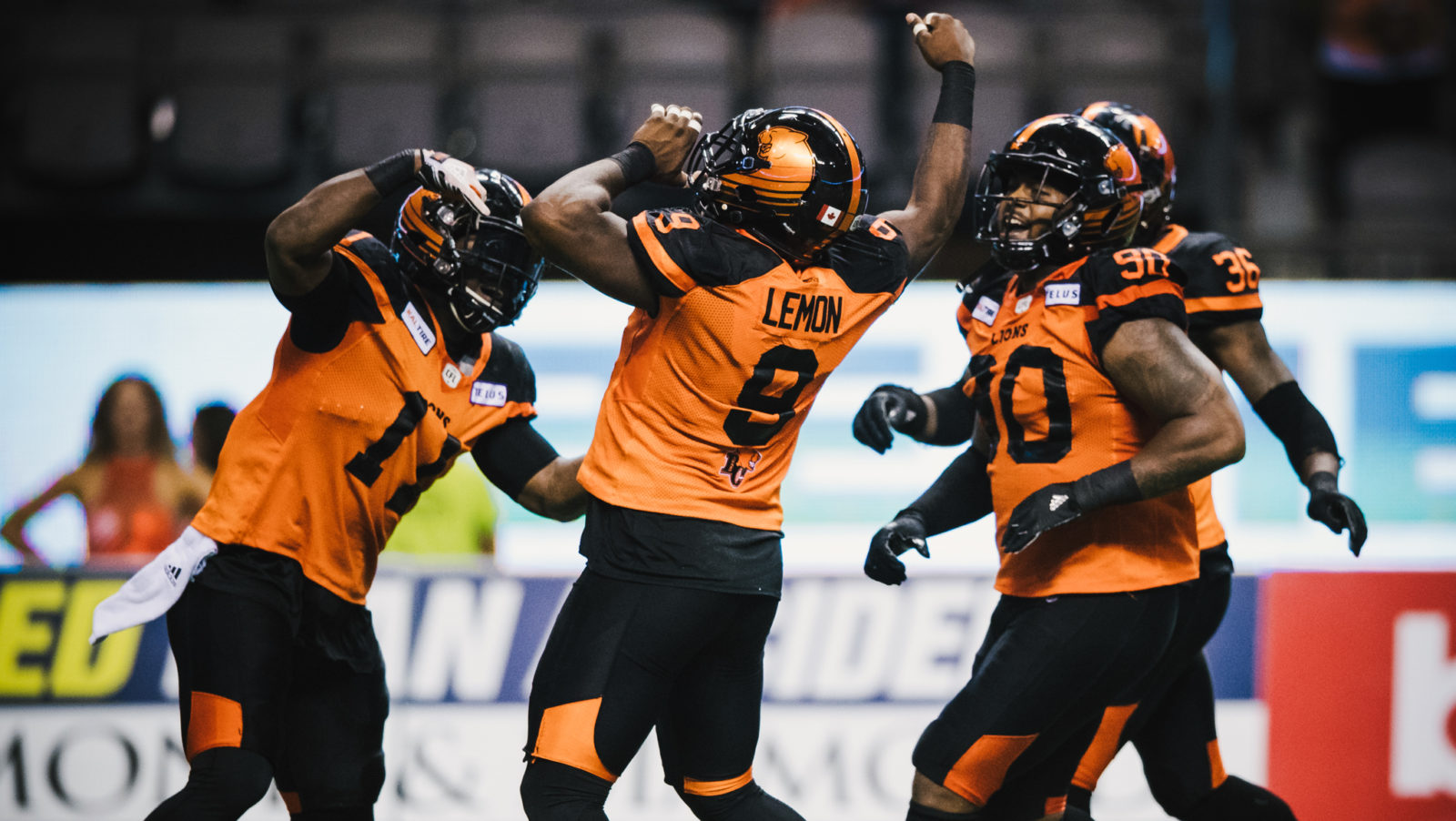 0be29abcb Berg vs. Ferg  Are the BC Lions for real  - CFL.ca