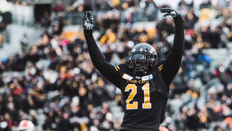 ESF: Wildcat backfires for Lions, leads to another Ticats' TD