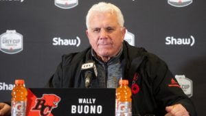 "ESF: Wally Buono: ""They made plays and we really didn't even show up"""