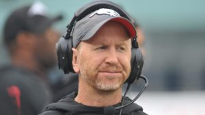 "WF: Dickenson: ""I wouldn't be surprised if we were the underdogs"""