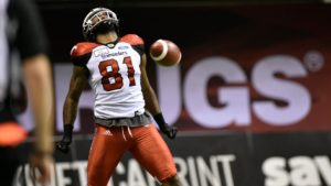 WF: Tough decisions ahead for stamps as wide receivers get healthy