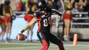 EF: Sinopoli gives Redblacks value on and off the field