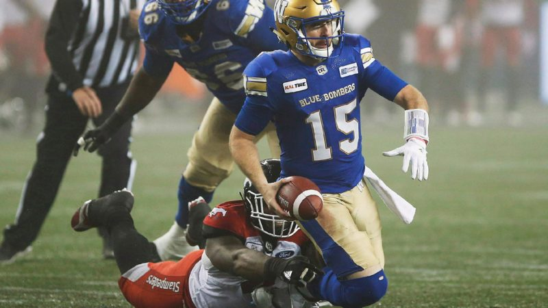 WF: Stamps DL expect a slugfest in the trenches
