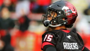 WF: Rogers comes up clutch late for his third TD of the game