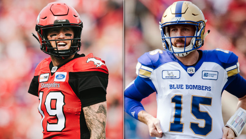 Stamps set to host Bombers in Western Final