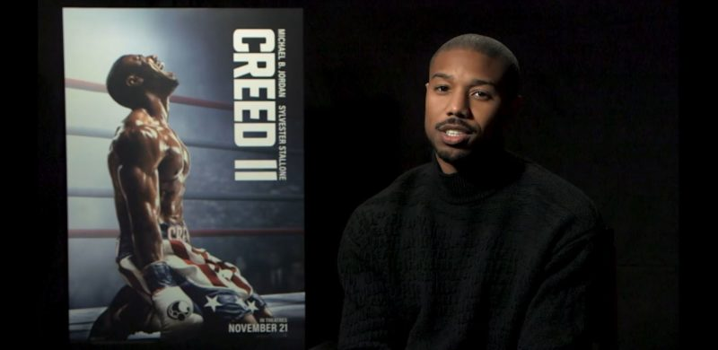 Michael B. Jordan knows how the tough the #GCPlayoffs can be