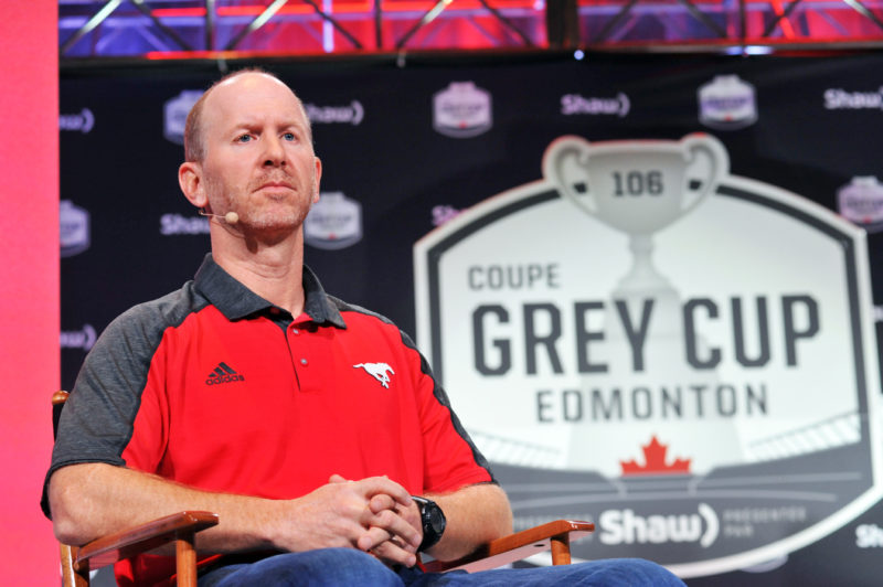 106GC: Dickenson opens head coaches presser with heart-felt apology