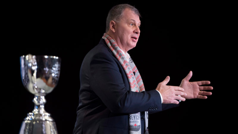 Five takeaways from Commissioner Randy Ambrosie's Q&A