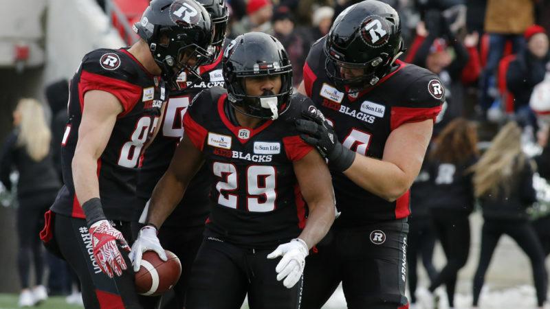 Ottawa advances to Grey Cup following Eastern Final win.