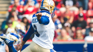 WF: Medlock connects from long range for a CFL playoff record