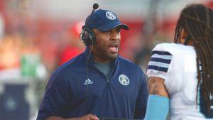 Argos name Corey Chamblin head coach