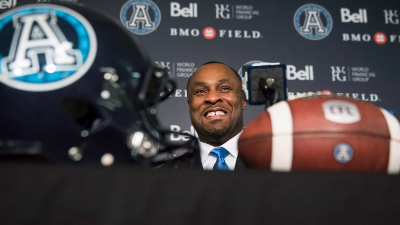 Chamblin on return to Argos: 'It actually feels like home'