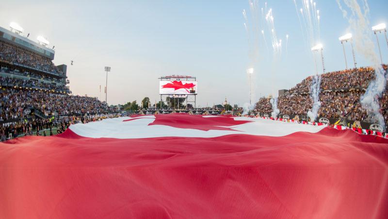 La Ligue canadienne de football dévoile son calendrier 2021