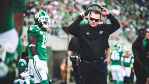 Jones resigns from Riders, joins Cleveland Browns staff