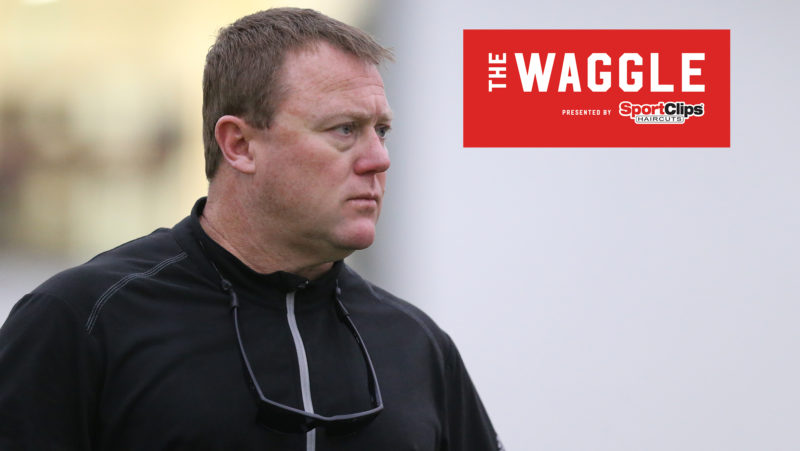 The Waggle, Ep.140: Chris Jones headed to the Dawg Pound