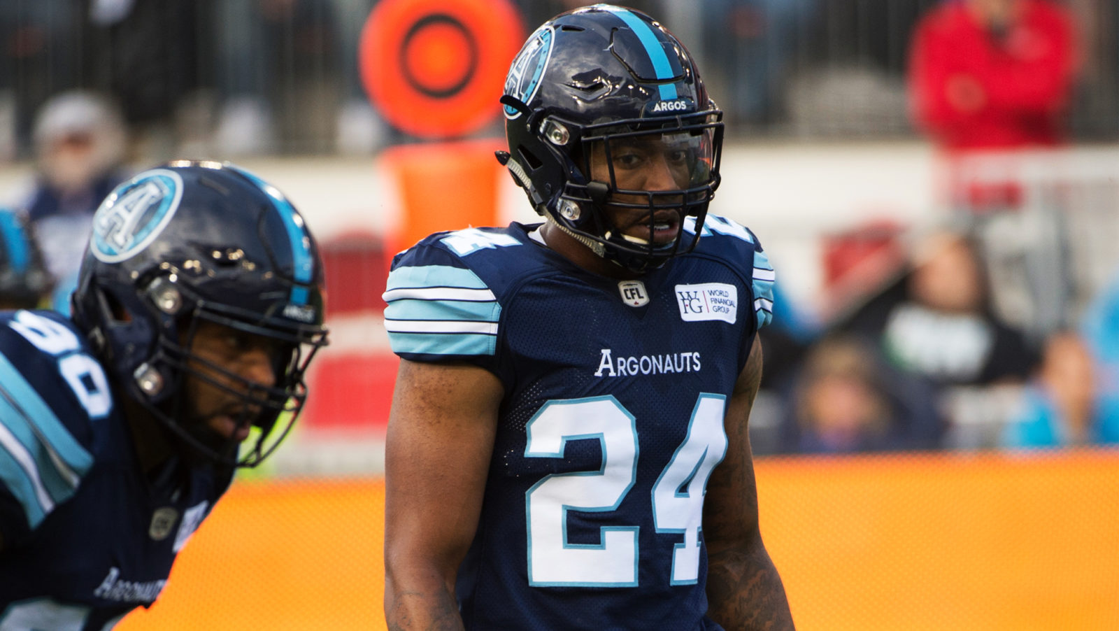 Ticats sign former Argo Justin Tuggle - CFL.ca c60e913c7