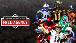 CFL.ca Free Agent Tracker: Follow every signing live