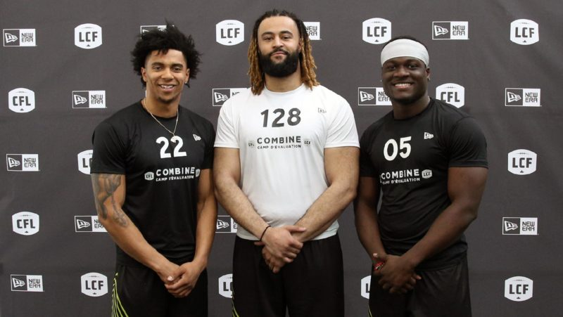 Three advance from western regional combine