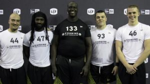 Eastern regional combine produces five national combine invites