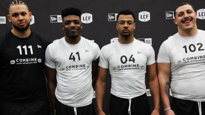 Four Advance From Ontario Regional Combine