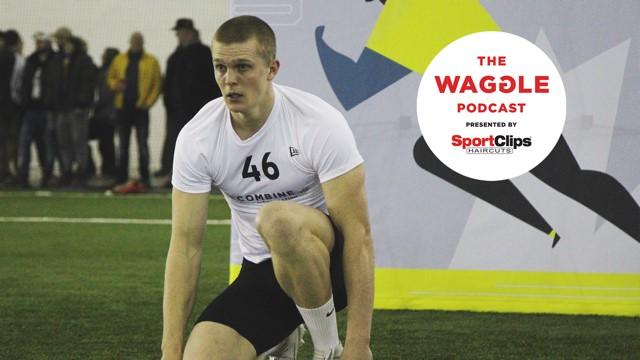 The Waggle, Ep.149: Combine season is here + Arielle Zerr drops by