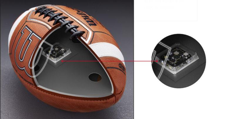 New Wilson X-Pro ball brings next-level analytics to Combine