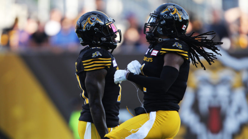 Former Ticats Unamba, Dean anchor new-look Eskimos defence