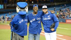 Barak Falkovitz/Toronto Blue Jays