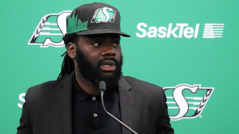 "Elimimian on signing in Riderville: ""It's a special place"""