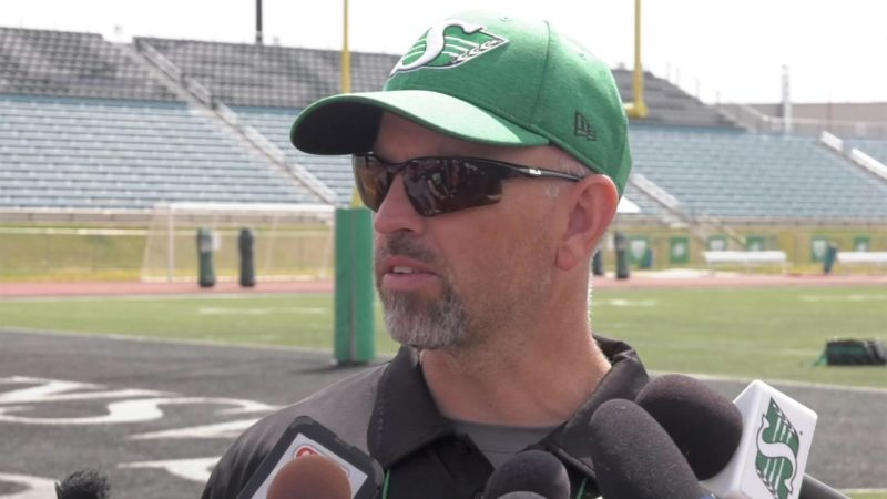 Riders scrimmages key to camp evaluations