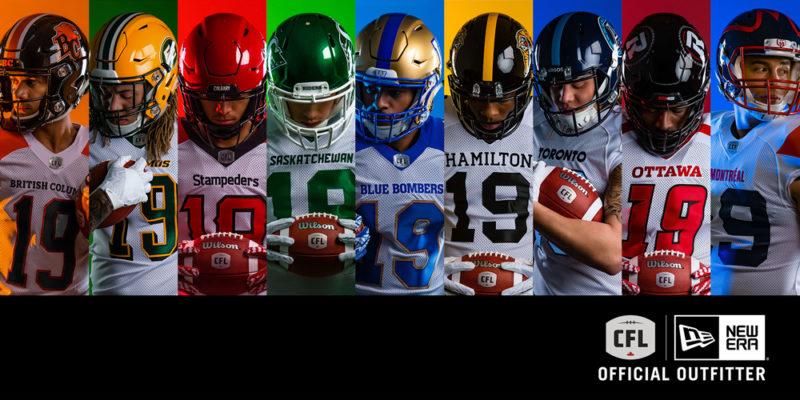 the best attitude 9976d 1cdbc First Look: New Era launches CFL team uniforms - CFL.ca