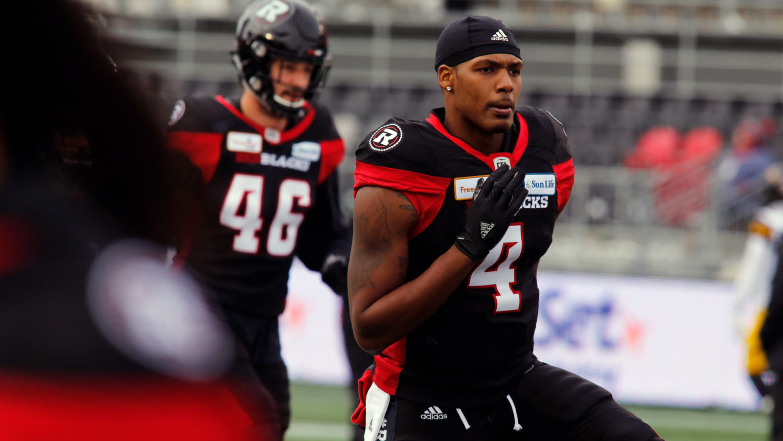 Berg Vs Ferg Which Qb Battle Is Most Intriguing Cfl Ca
