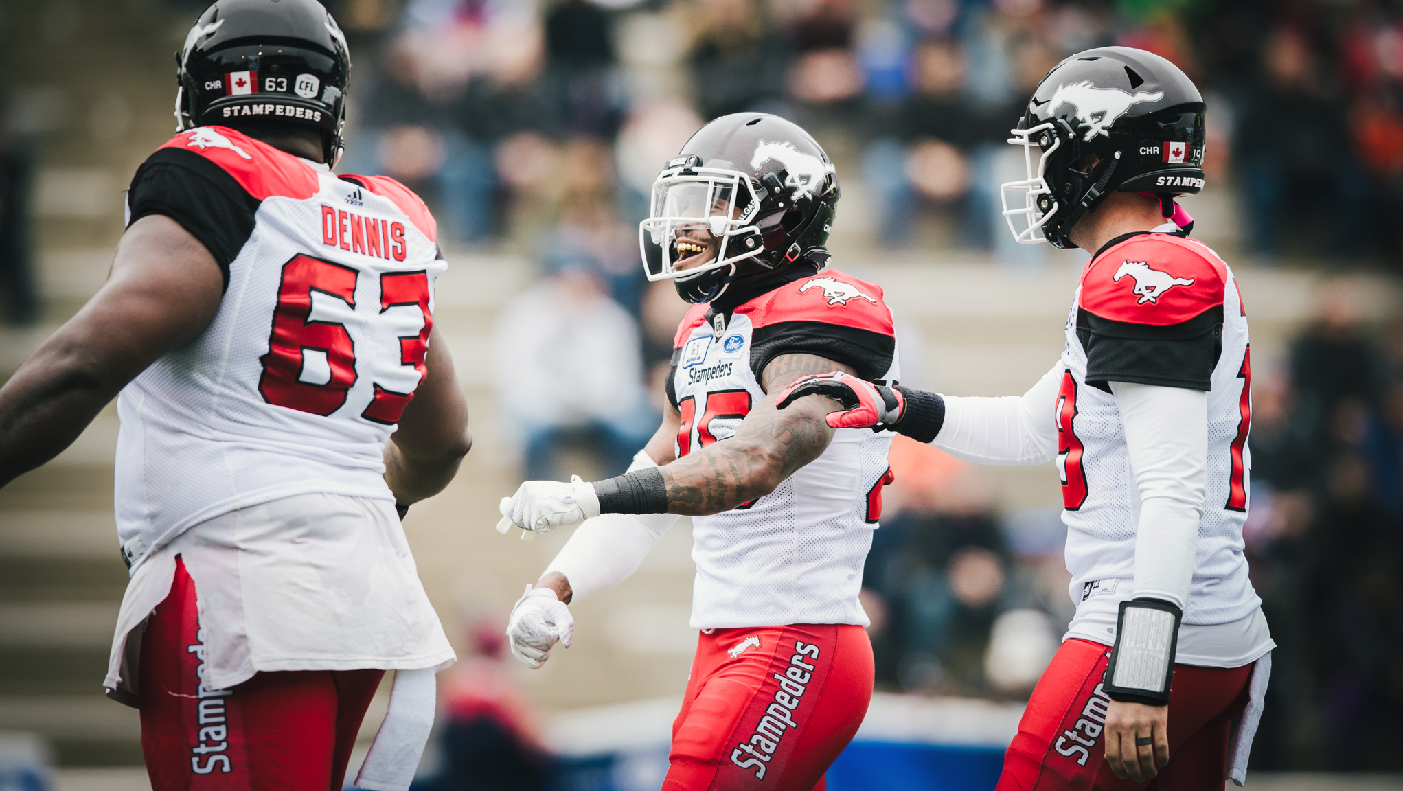 Off-Season Depth Chart: Calgary Stampeders - CFL ca