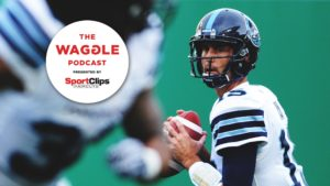 The Waggle, Ep. 158: Take a bow, Ricky Ray