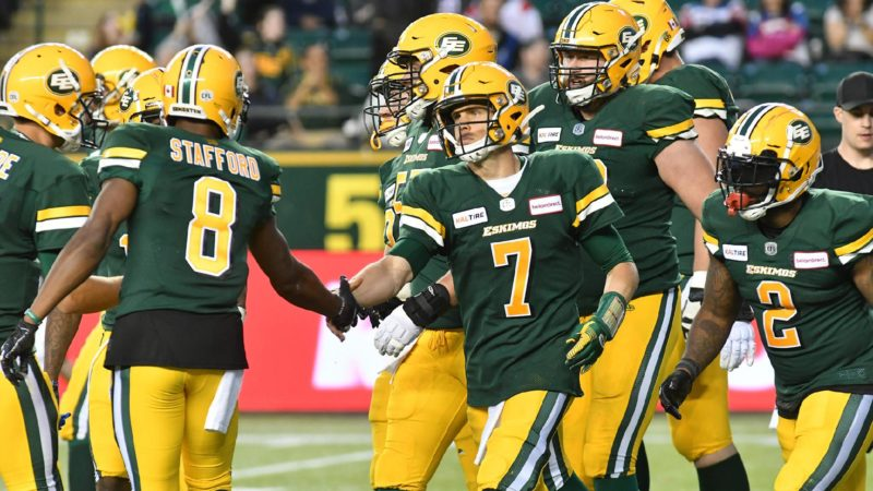 Harris looks to carry over stellar Esks debut to Week 2