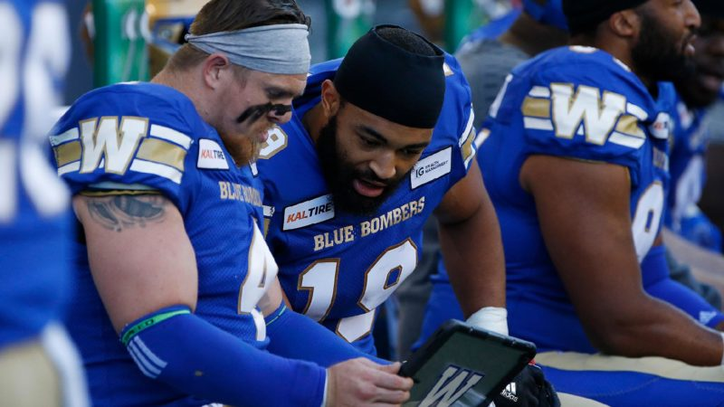 Bombers bracing for Edmonton's run-pass option