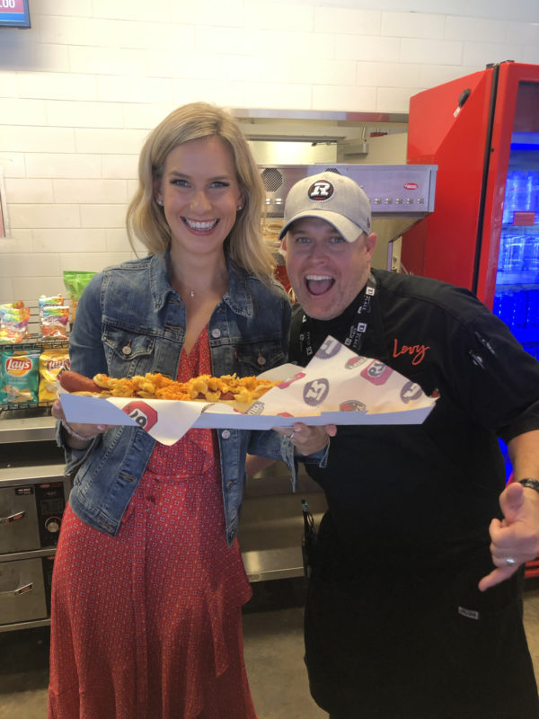 Two foot long hot dog!? Ottawa is just getting started! - CFL.ca