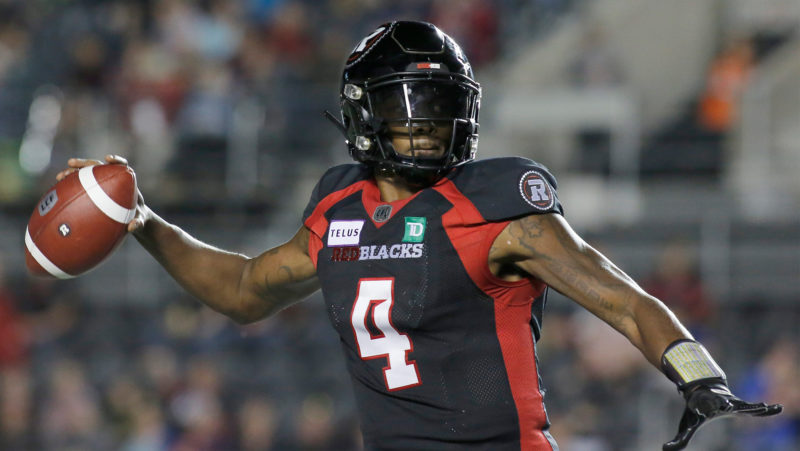 Checking Down: News and notes from Week 3 - CFL ca