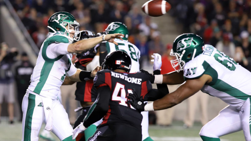 Cauz: Riders, REDBLACKS a Game of the Year candidate