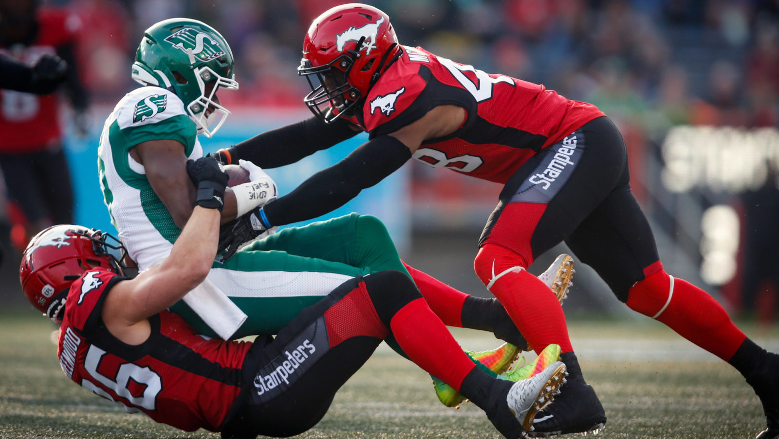 Steinberg's MMQB: Don't count out the Stamps - CFL ca