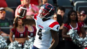 Quan Bray making a name for himself in Montreal