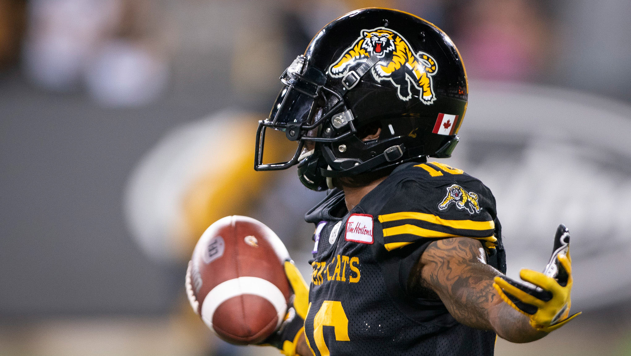 O'Leary: Speedy B one of the best, most dynamic to ever play - CFL.ca