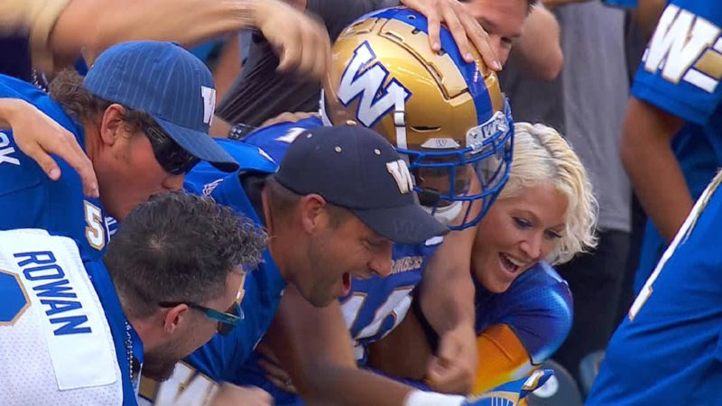 Bombers score on opening drive