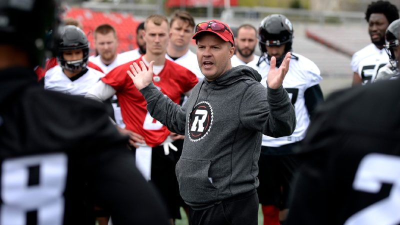 Campbell and REDBLACKS gear up for east division clash